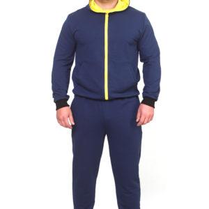 Спортивный костюм синий М8