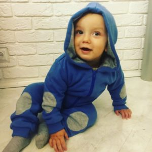 детский костюм М8