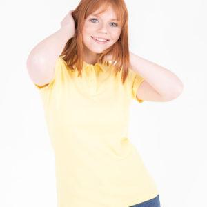 5715-04 поло желтая