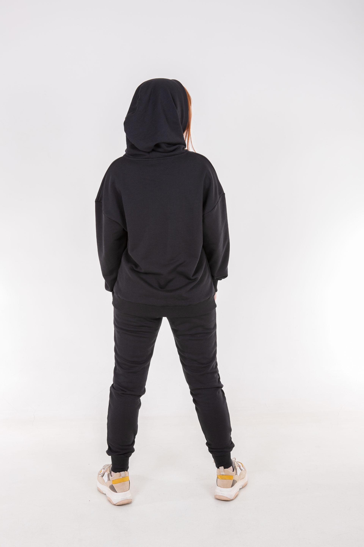 220-01 костюм черный