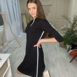 6555-01.12 платье трапеция