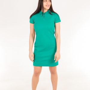 6715-07 платье зеленое