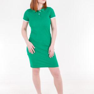 6717-07 платье зеленое