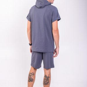 Костюм мужской серый 6301-17