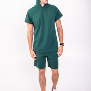 Костюм мужской темно-зеленый 6301-77